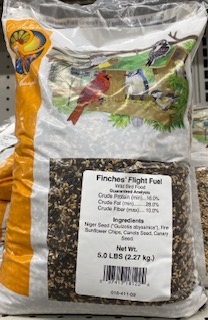 5 Lbs Finches Flight Fuel